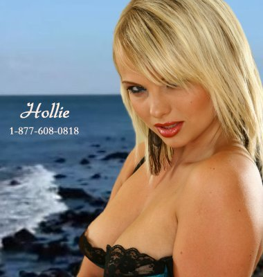 Phone Sex With Hollie