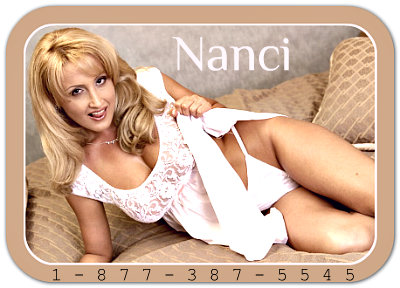 Phone Sex With Nanci