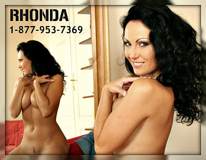 Rape Phone Sex Fantasy Role Play with Rhonda
